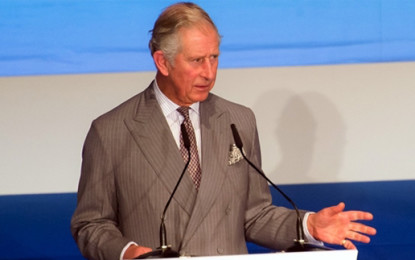 Prince Charles proposes green financing initiative