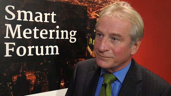 Ted Brown, Chairman of Energy Saving Trust. Image: ELN