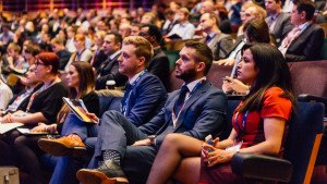 Content delegates at Energy Live 2015
