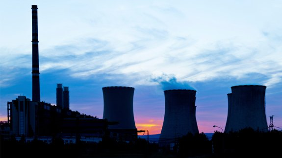 A coal-fired power plant. Image: Thinkstock