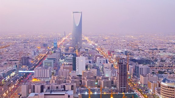 Riyadh, capital city of Saudi Arabia. Image: Thinkstock