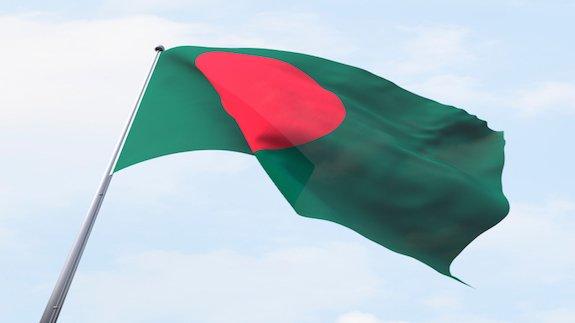 Bangladesh flag. Image: Thinkstock