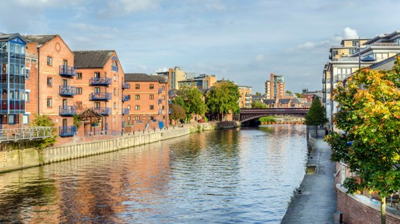 Leeds is one of the cities that could have a 'Clean Air Zone'. Image: Thinkstock