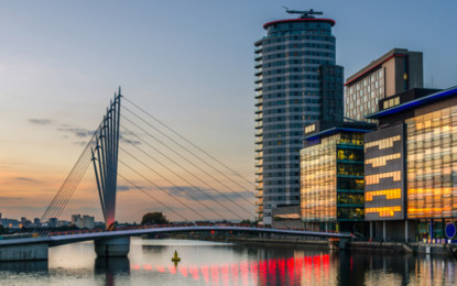 Manchester bags £10m to become a smart city