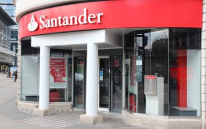 Santander banks on LEDs to halve energy use