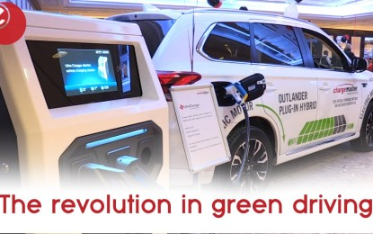 The revolution in green driving