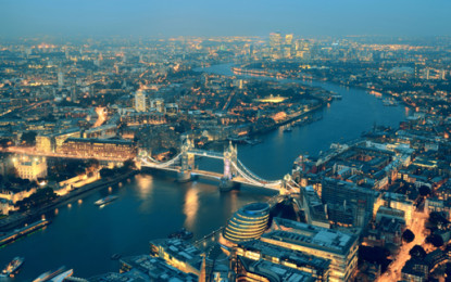 London among top smart cities in the world