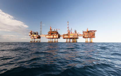 UK pledges greater security for oil and gas sector