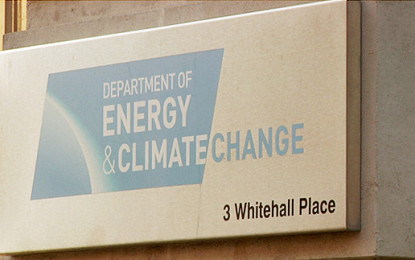 Government abolishes Department of Energy and Climate Change