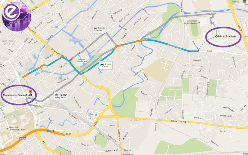 ELCC 2016 GOOGLE MAP