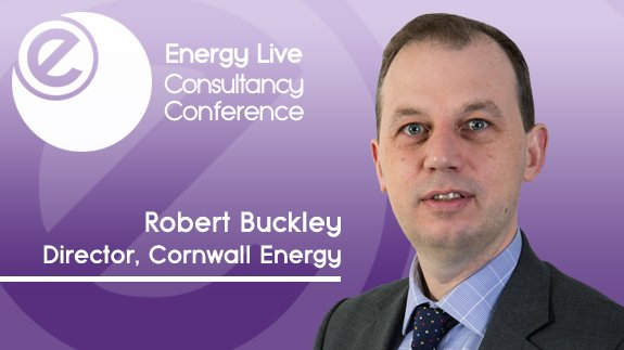 ELCC SPEAKER - Robert Buckley