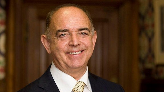 Lord Bourne of Aberystwyth, Parliamentary Under Secretary of State. Image: DECC