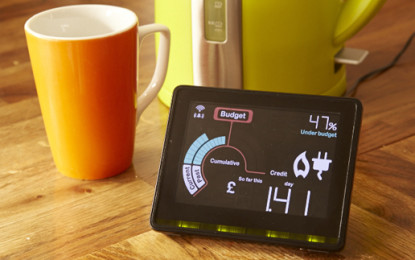 Smart meters 'changing 85% of consumers' energy habits'