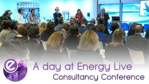 A day at the Energy Live Consultancy Conference