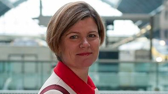 National Grid's new Executive Director Nicola Shaw. Image: National Grid.