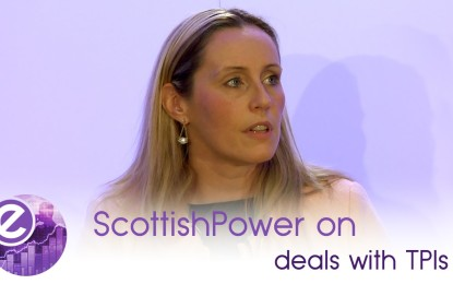 Gillian Noble of ScottishPower talks frankly to TPIs about commission rates