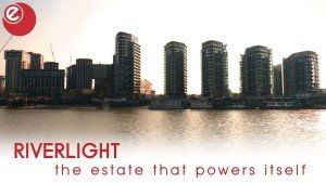 Riverlight: The estate that powers itself