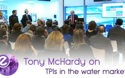 TPIs 'will help bring price benefits to water customers'