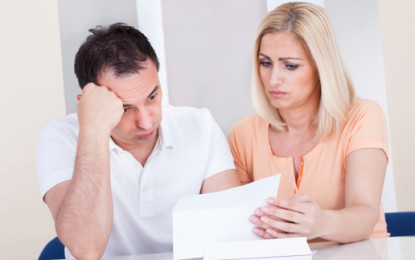 Two million households hit with shock energy bills