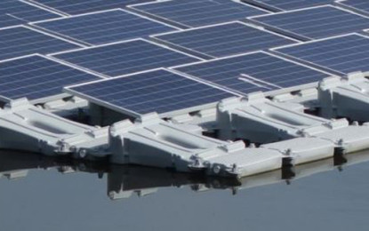 Brazil launches first stage of 10MW floating solar farms
