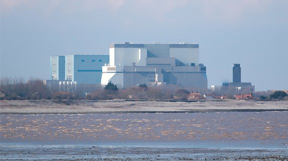 The existing Hinkley Point station. Image: Jgolby/Shutterstock