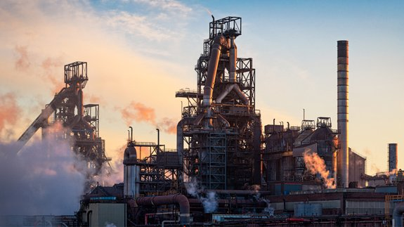 Tata Steel's biggest UK plant - Port Talbot - in South Wales. Image: Shutterstock