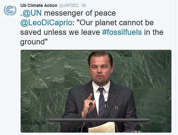 leo COP21