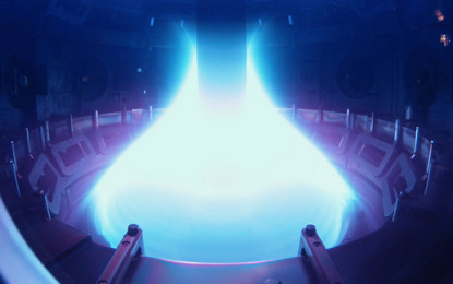 Nuclear fusion research receives £21m