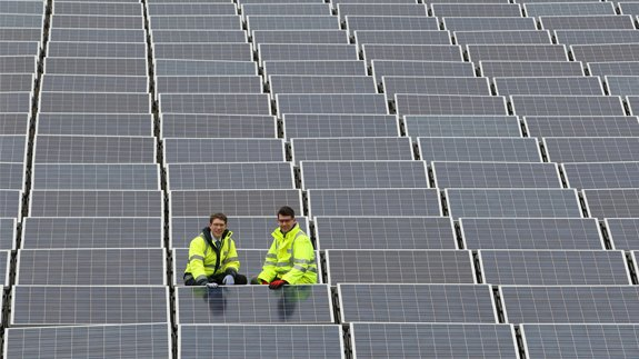 Scottish Water Banks On Solar To Cut Energy Costs Energy