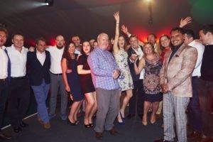 TELCA 2016 Super Consultancy of the Year winner