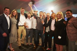 TELCA 2016 Energy Buying Team of the Year winner