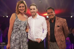TELCA 2016 Sales Professional of the Year winner