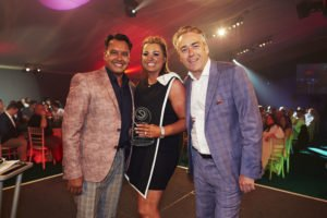 TELCA 2016 Business Person of the Year winner