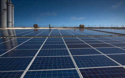 Solar energy to save Northumbrian Water £386,000