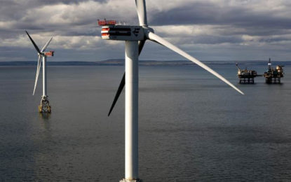 Nine offshore wind giants join forces to cut costs