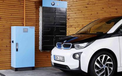 BMW to enter home energy storage market