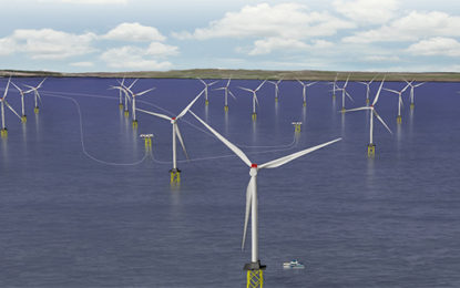 Scottish energy park to be used for £2.6bn wind project