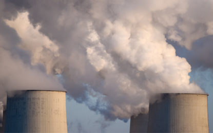 Global carbon emissions remain flat for third year in a row
