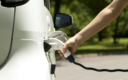 Cars could charge homes with new EV unit