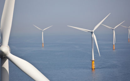 Pension fund invests in offshore wind