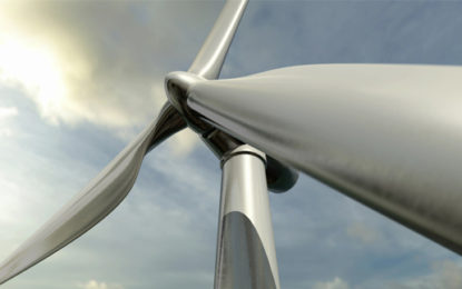 Wind blows away hydro to claim top green source spot