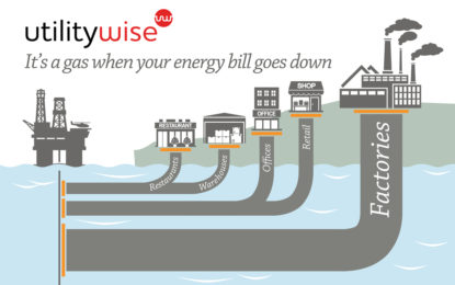 It's a gas when your energy bill goes down