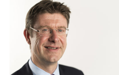 Greg Clark heads Business, Energy and Industrial Strategy dept
