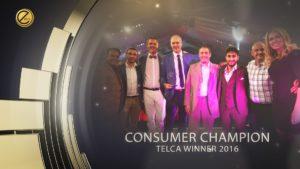 Alfa Energy named Consumer Champion at TELCA
