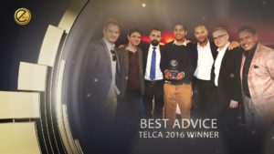Ecova wins Best Advice award at TELCA