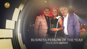 Exchange Utility's Kelly Ivison crowned Business Person of the Year