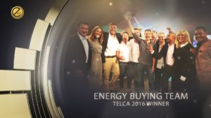 Inenco 'delighted' to win Energy Buying Team of the Year award