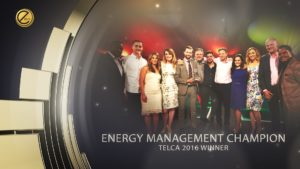 STC Energy 'over the moon' about Energy Management Champion award