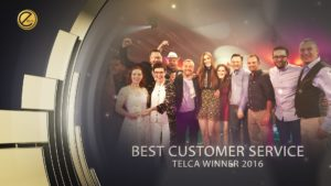 YPO wins Best Customer Service award at TELCA