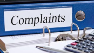 Water customer complaints topped 2m last year